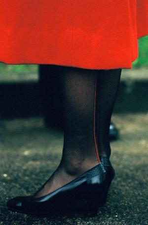 Фото №4 - Нелюбимая обувь принцессы Дианы