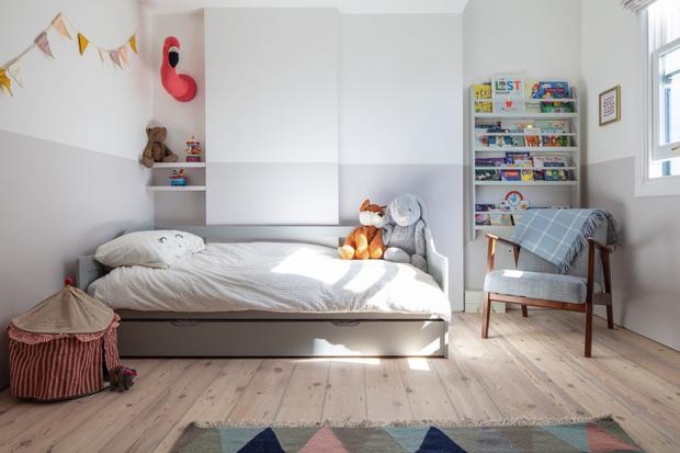 Фото №2 - Вопросы читателей: как оформить комнату для братьев «на вырост»?
