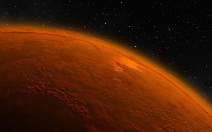 Фото №1 - США рассчитывают отправить человека на Марс к 2030 году