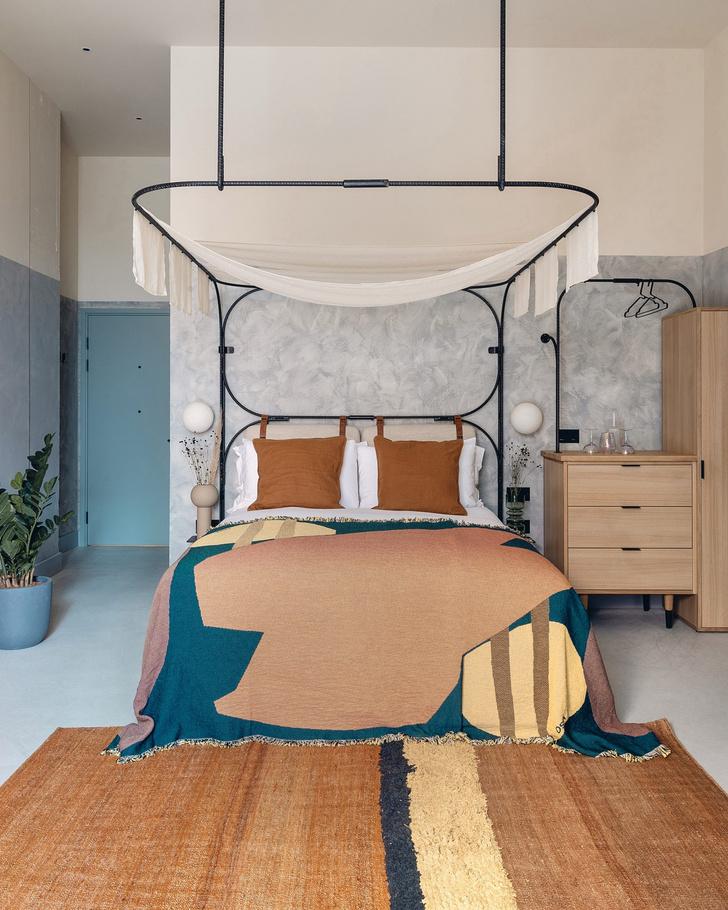 Фото №8 - Однажды в Калифорнии: отель Bermonds Locke в Лондоне