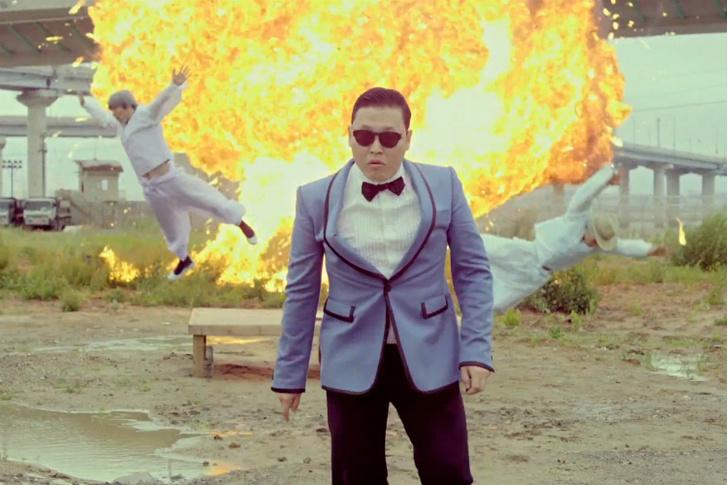 Фото №1 - Клип Gangnam Style сломал счетчики YouTube