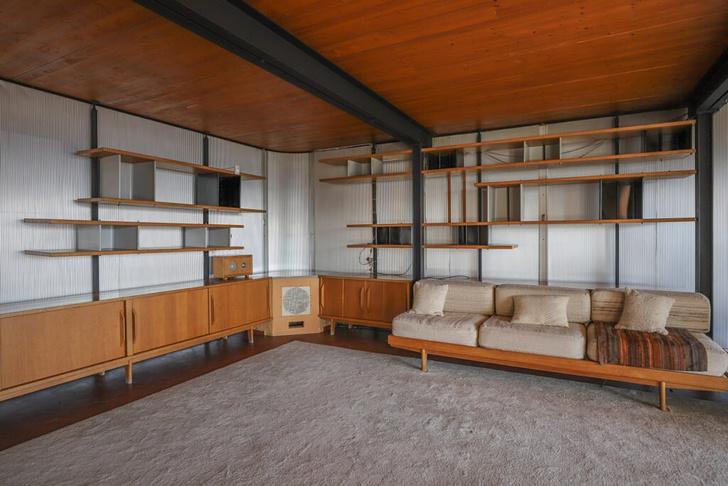 Фото №3 - Во Франции продается дом архитектора Жана Пруве