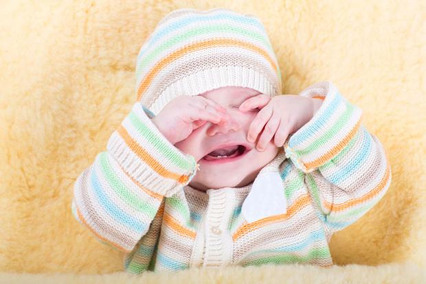 Фото №2 - Детская истерика: 8 уважительных причин, почему малыш плачет