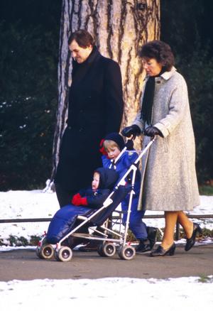 Фото №4 - Непристойное поведение: почему Елизавета была возмущена воспитанием Уильяма