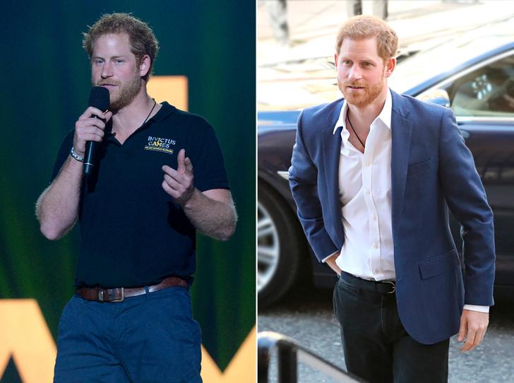 Фото №1 - Берем пример: принц Гарри решительно худеет к свадьбе