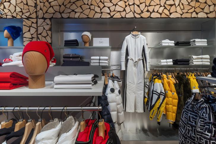 Фото №1 - Для любителей шопинга: бренд Bogner открыл новый аутлет-бутик