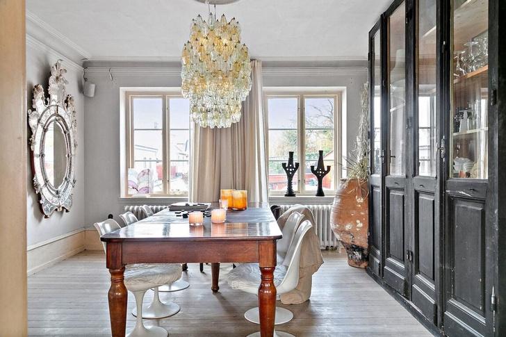 Фото №5 - Дом шведского стилиста Мари Ниландер в Сконе