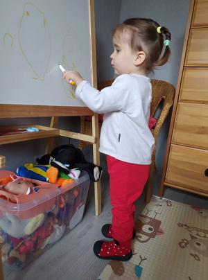 Фото №3 - Когда мама— монстр: 39 детских смешных рисунков
