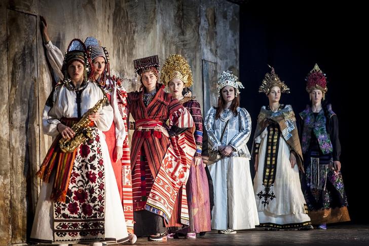 Фото №3 - «Гоголь-центр» в марте
