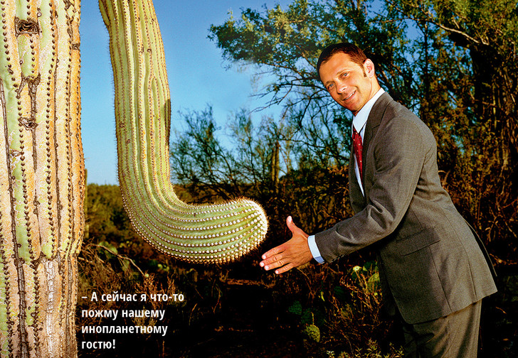Фото №1 - Как растить кактус