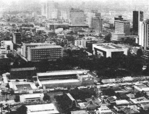 Фото №1 - Сутки Джакарты