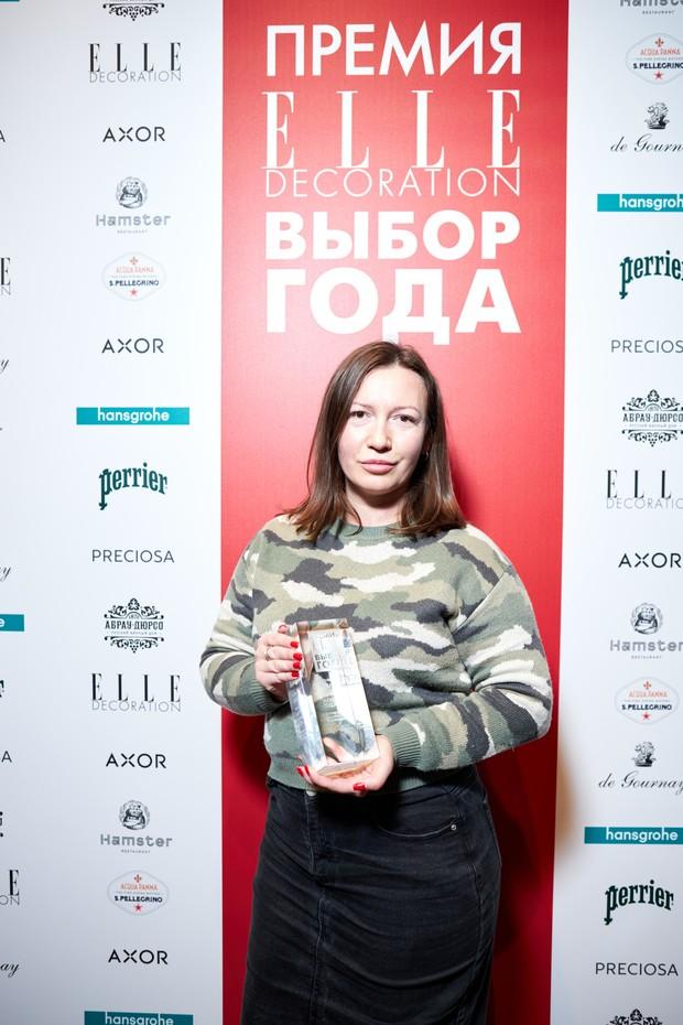 Фото №7 - VII церемония награждения победителей Премии ELLE DECORATION «Выбор года»