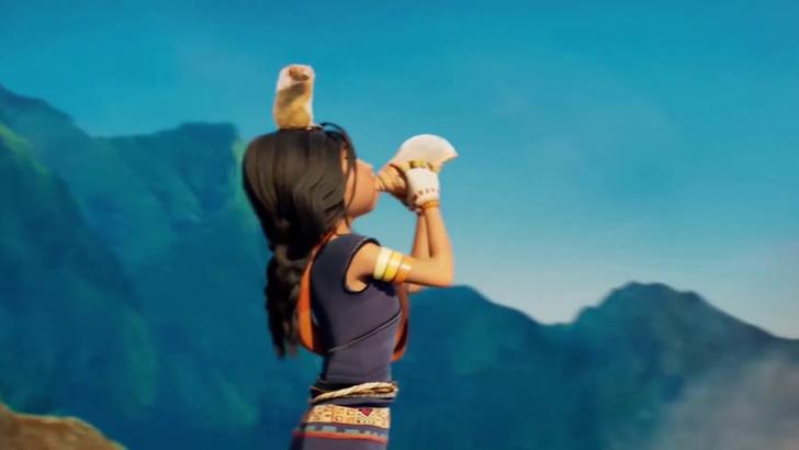 Фото №3 - 3 новинки от Disney, которые ты не захочешь пропустить 😍