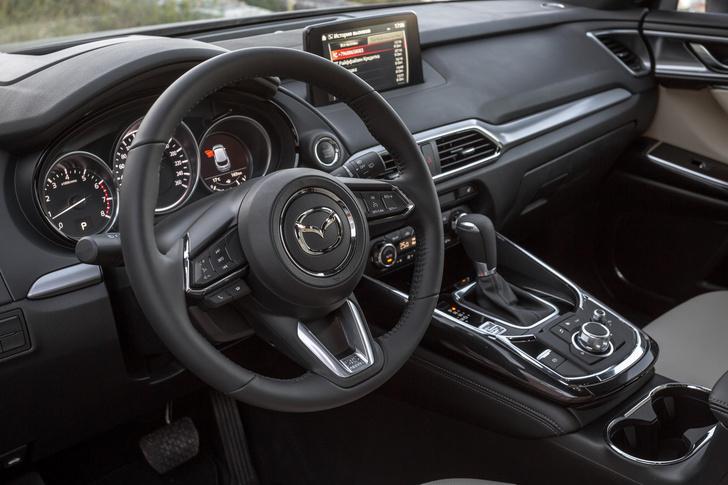Фото №5 - Высокие материи Mazda CX-9