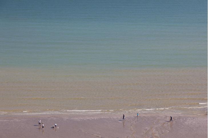 Фото №1 - Глобальное потепление изменит цвет Мирового океана