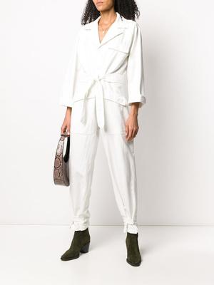 Фото №8 - Этим летом всем нам нужен джинсовый комбинезон как у Эммы Робертс. Собрали 10 стильных вариантов из денима и не только