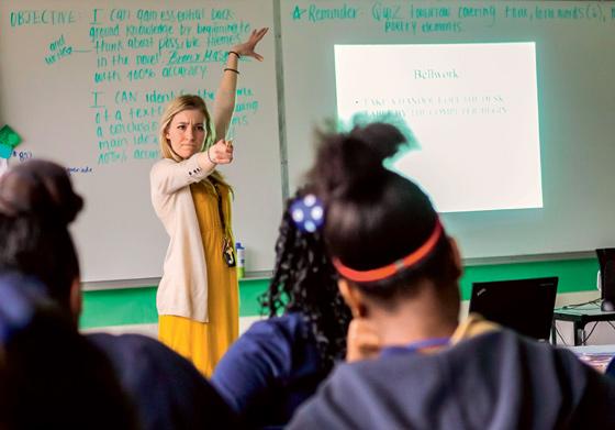 Фото №9 - Сделано с любовью: американская система образования