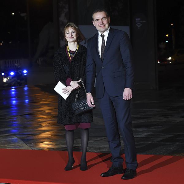 Фото №10 - Боги политического Олимпа: президенты и их жены на званом ужине в Париже
