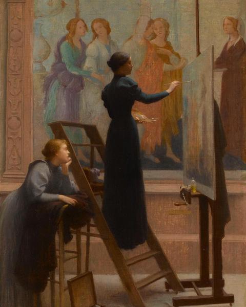 Фото №1 - Ближе к искусству: Лувр оцифровал всю свою коллекцию