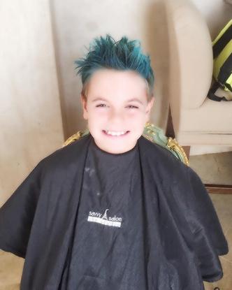 Фото №4 - «12-летний сын захотел покрасить волосы. Я разрешила»