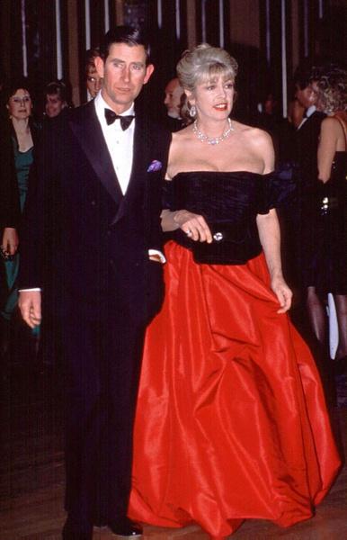 Принц Чарльз и леди Канга