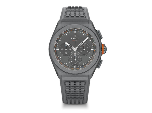 Фото №2 - Часы для сильных духом: Zenith совместно с Land Rover создали новые часы