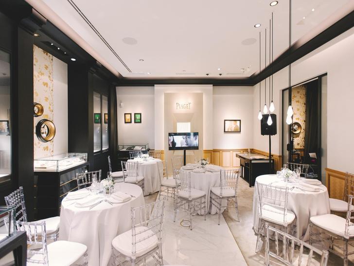 Фото №1 - Как прошел бизнес-завтрак Marie Claire и ювелирного Дома Piaget