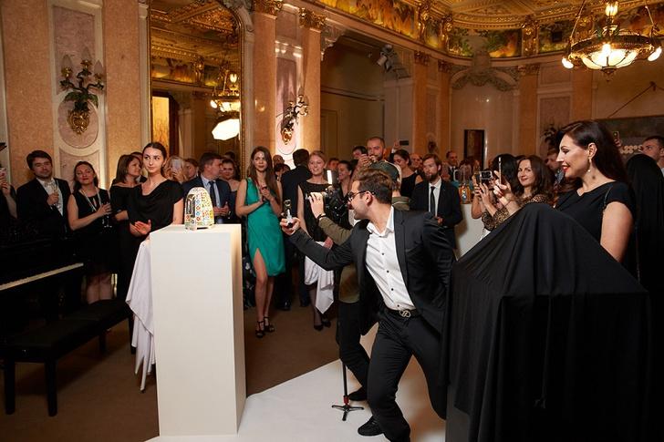 Фото №3 - SMEG отпраздновал юбилей приемом в Посольстве Италии