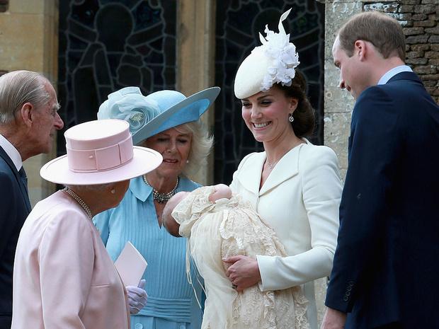 Фото №2 - Ее Высочество Шарлотта: 10 любопытных фактов о юной принцессе