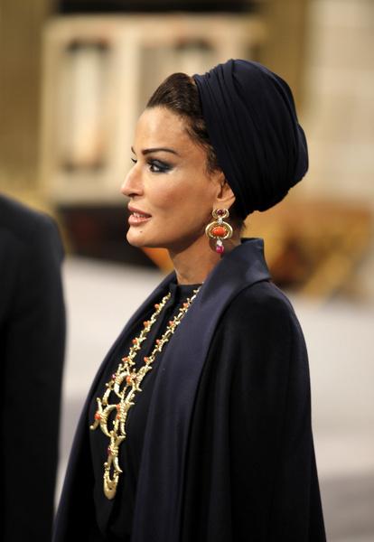 Шейха Катара Моза Бинт Насер Аль Миснед, 62 года