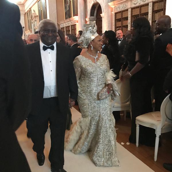 Фото №7 - От секретарши до собственного Dior и джета: сколько богатейшая женщина Африки тратит на туфли