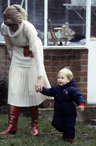 Фото №16 - Принц Уильям: история в фотографиях