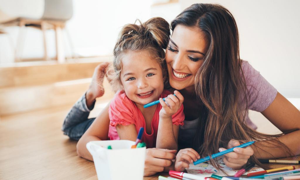 3 простых способа занять ребенка надолго: мастер-класс с фото