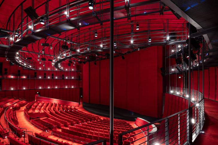 Фото №7 - В Лос-Анджелесе открылся Музей Академии киноискусств по проекту Ренцо Пиано