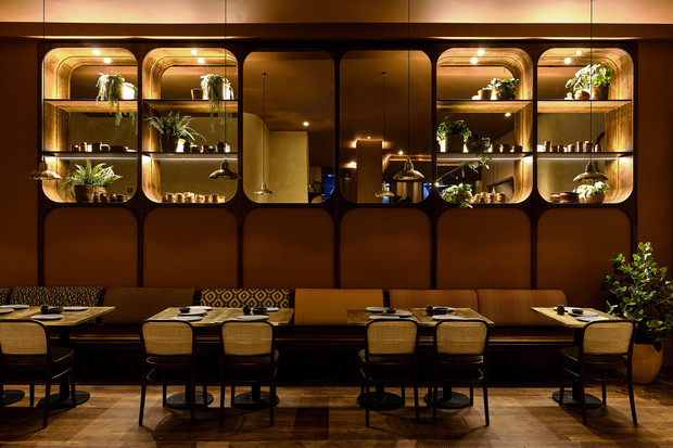 Фото №8 - Индийский ресторан Darjeeling Express в Лондоне