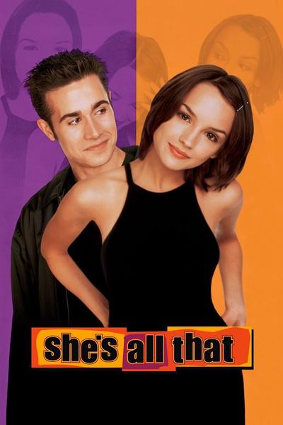 Постер фильма «Это все она»