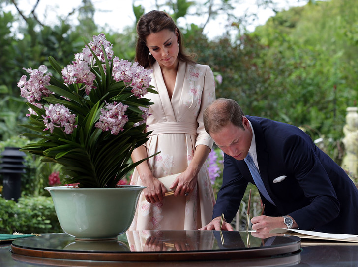 Фото №1 - Что говорят подписи Кейт Миддлтон и принца Уильяма об их браке?
