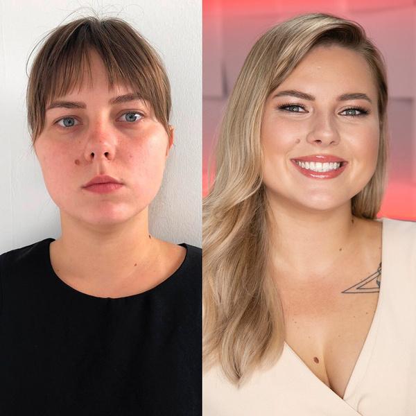 Фото №2 - Как изменились участницы шоу «Перезагрузка»: фото до и после