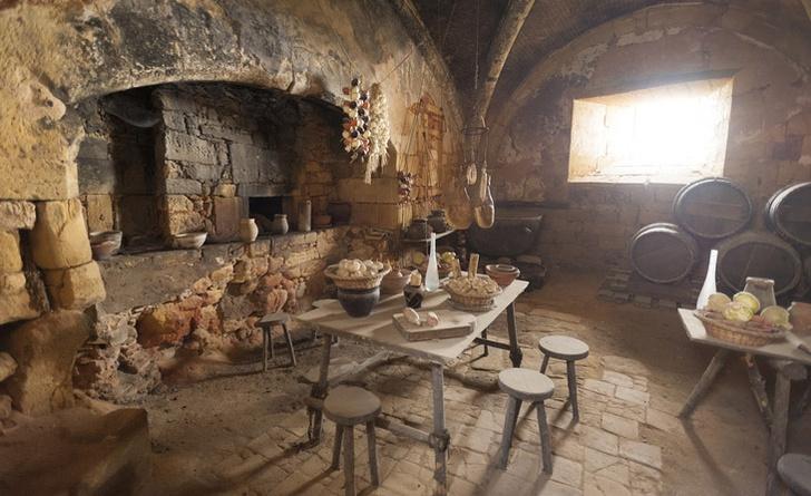 Фото №1 - Три рецепта средневековой кухни