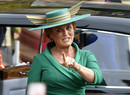 Почему Сара Фергюсон «беспокоится» за герцогиню Меган