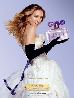 Фото №10 - Звезды в рекламе своих ароматов