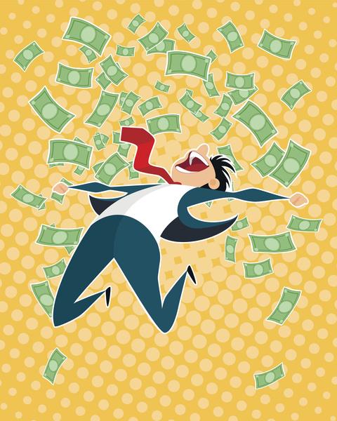 Фото №1 - OMG! В России стало почти на 600 миллионеров больше. Всего за один день 🤯