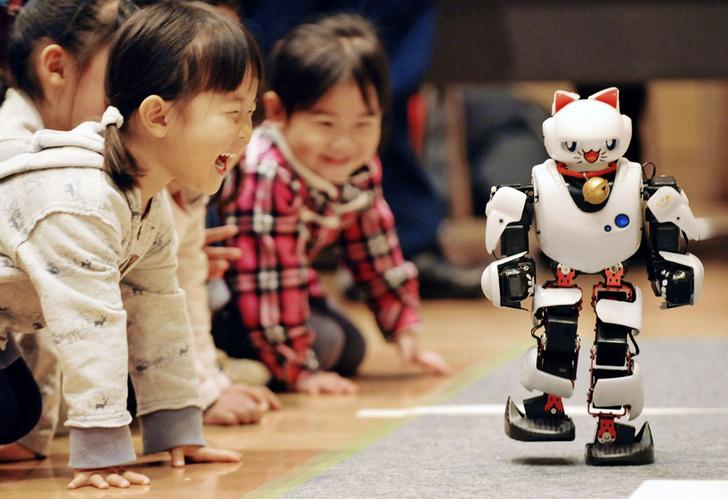 Фото №9 - Революция роботов