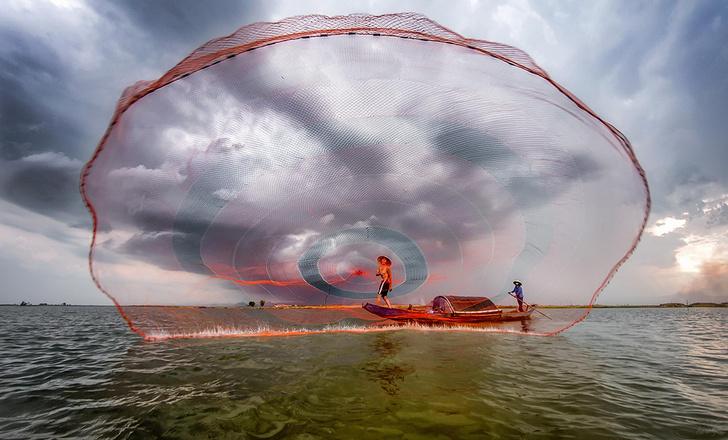 Фото №1 - Ловись, рыбка, большая!