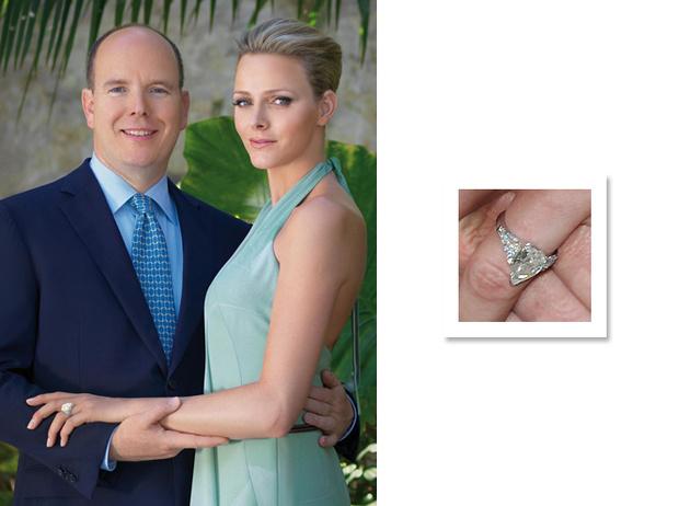 Фото №3 - Скажи «да!»: помолвочные кольца европейских принцесс и королев