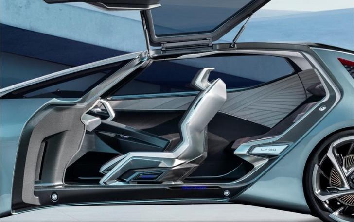 Фото №6 - Lexus раскрывает свои представления о будущем