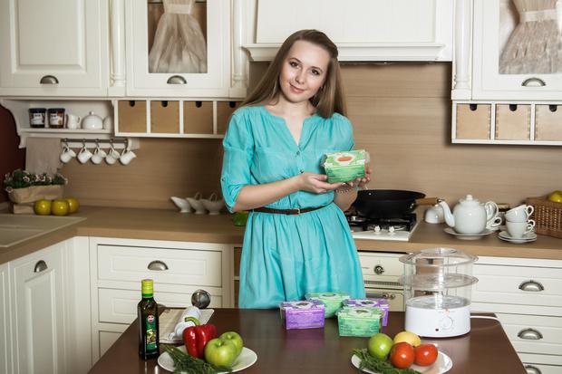 Продукты питания для детей Умная мама