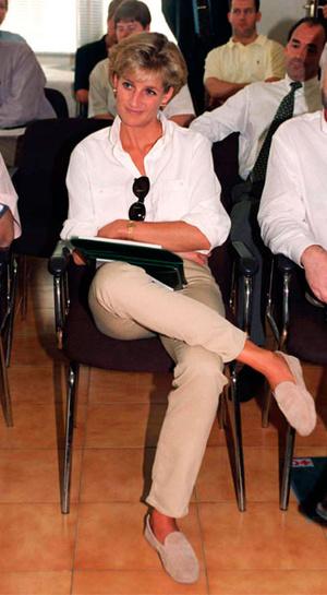Фото №27 - Как принцесса Диана одевалась в 90-е годы