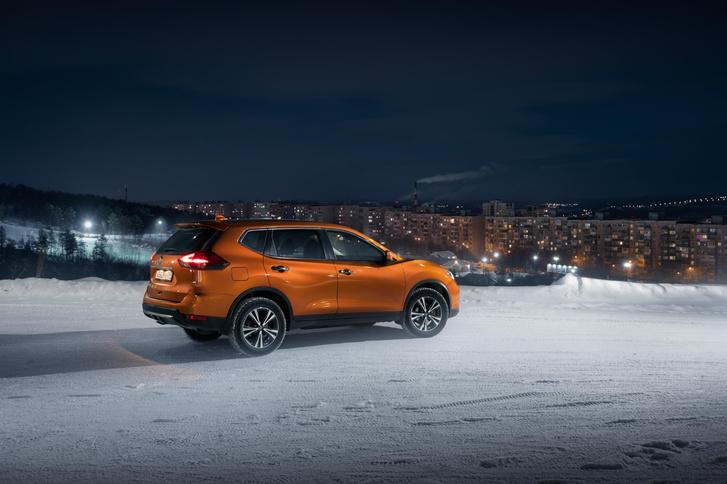 Фото №5 - Nissan X-Trail— твое собственное северное сияние