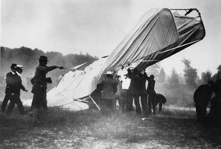 Фото №6 - 110 лет назад… Над Сибирью пролетел Тунгусский метеорит
